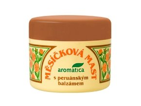 Aromatica Měsíčková mast s peruánským balzámem 50 ml
