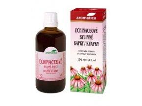 Aromatica Echinaceové bylinné kapky od 3 let 100 ml