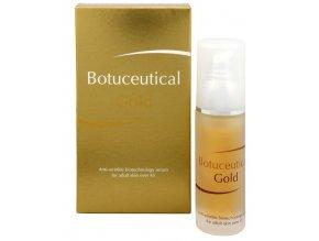 Botuceutical Gold - biotechnologické sérum proti vráskám na zralou pleť 45+ 30 m