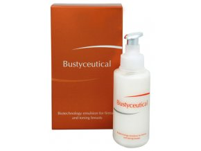 Bustyceutical - biotechnologická emulze na zpevnění poprsí 125 ml