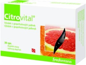 Herb Pharma Citrovital 30 kapslí