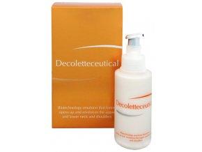 Decoletteceutical -biotechnologická emulze na vypínání a zpevnění krku a dekoltu