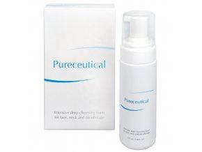 Pureceutical - intenzivní hloubková čistící pěna na tvář, krk a dekolt 125 ml