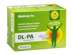 Brainway DL-PA 50 kapslí