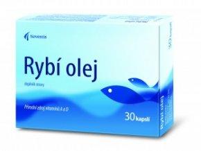 Noventis Rybí olej 30 kapslí