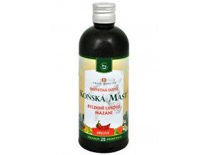 Herbamedicus Koňská mast - Bylinné lihové mazání hřejivé 400 ml