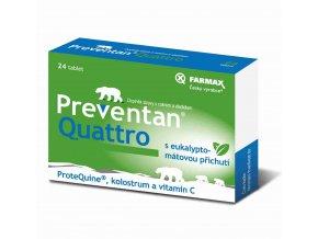 Farmax Preventan Quattro 24 tbl.