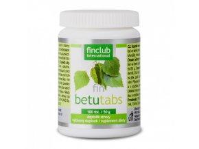 Finclub Fin Betutabs 100 tbl.