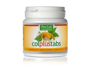 Finclub Fin Colplustabs 180 tbl.