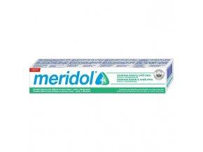 meridol halitosis gelova pasta na zuby a jazyk 75ml