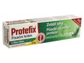 Protefix Fixační krém na zubní protézu s Aloe Vera 40ml