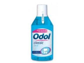 Odol Classic ústní voda bez alkoholu 250 ml