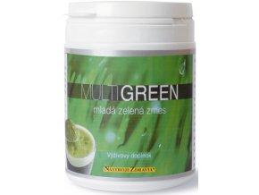 Blue Step MultiGreen Mladá zelená směs 80 g