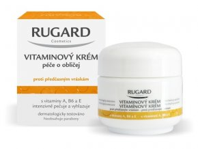 rugard vitaminovy krem 100 ml