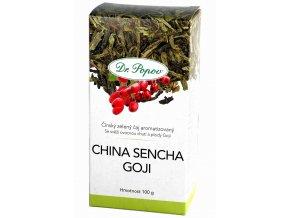 china sencha goji