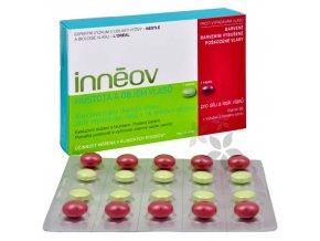 Innéov Hustota a objem barvených vlasů 30 tablet + 30 kapslí