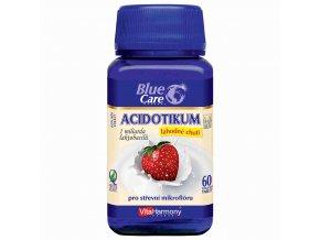 VitaHarmony Acidotikum - laktobacily žvýkácí tablety 60