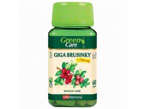 VitaHarmony Giga Brusinky 7700 mg 60 tbl.