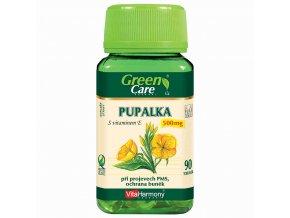 VitaHarmony Pupalka 500 mg s vitaminem E 90 tob.