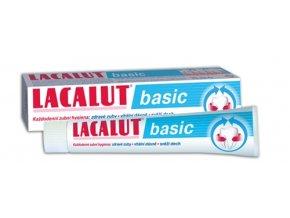 Lacalut Basic zubní pasta 75 ml