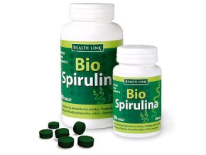 Health Link Bio Spirulina 500mg 300 tbl.