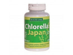 Health Link Chlorella Japan 750 tbl.