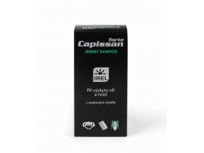 Capissan FORTE jemný šampon proti vším 200 ml