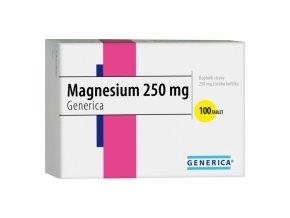 Generica Magnesium 250 mg 100 tbl.