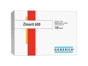 Generica Zinavit 600 cucavé tablety 120 ks