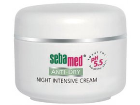 Sebamed Anti Dry noční krém s Phytosteroly 50ml