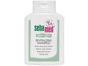 Sebamed Anti Dry Revitalizující šampón s Fytosteroly 200ml