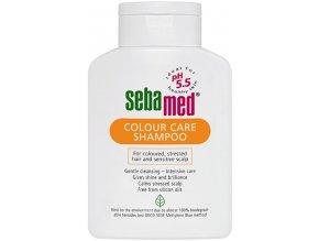 Sebamed šampón na barvené a oslabené vlasy 200ml