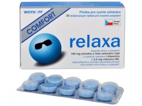 relaxa comfort 30 tbl