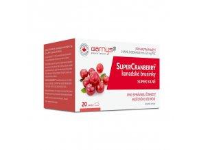 Barny´s SuperCranberry 20 kapslí