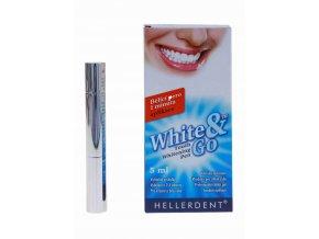 Eva Cosmetics Whitening Pen - bělící zubní pero Hellerdent 5 ml