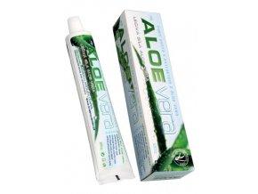 White Pearl Zubní pasta Aloe vera 120 g