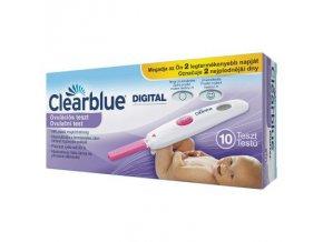 Clearblue ovulační digitální test 10 ks