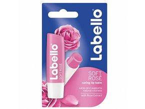 balzam na rty soft rose caring lip balm 4 8 g
