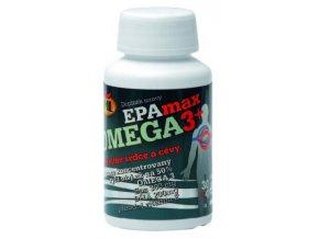 JML EPAmax Omega 3+ 34 kapslí