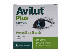 Avilut® Plus Recordati 150 kapslí