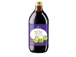 Allnature Noni Premium BIO šťáva 500 ml