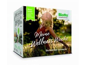 Biotta Bio Wellness týden - kúra na 7 dní
