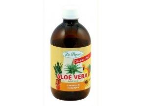 Dr. Popov Aloe Vera s ananasem a papayou 500 ml