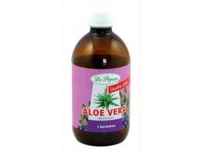 DR. POPOV Aloe Vera s borůvkou 500 ml