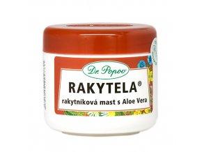 Dr. Popov Rakytníková mast s Aloe Vera Rakytela 50 ml