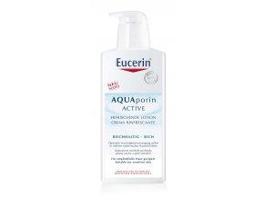 Eucerin Hydratační tělové mléko pro suchou pokožku AQUAporin Active 400 ml