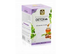 Tea of Life Ajurvédský Bio detoxikační čaj 25x2g