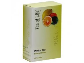 Tea of Life White tea citrus 25x2g