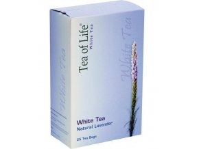 Tea of Life White tea Natur Levandule 25x2g
