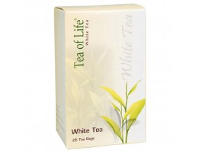 Tea of life White tea bílý 25x2g